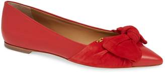 3fe9b9896368 Tory Burch Bow Shoes - ShopStyle