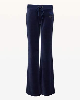 Juicy Couture Juicy Laurel Velour Del Rey Pant