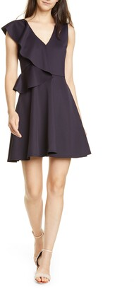 Ted Baker Lantaa Ruffle Skater Dress