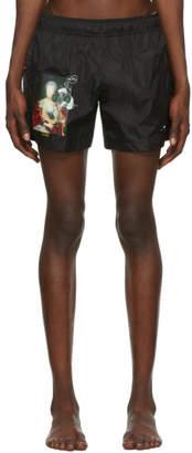 Off-White Black Mariana De Silva Swim Shorts