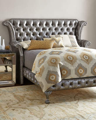 Haute House Carter Platinum California King Bed
