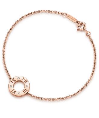 Tiffany & Co. & Co. 1837TM narrow cuff in Rubedo metal, medium