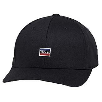 98e6766b3b5 at Amazon.co.uk · Levi s Men s Mini Sportwear Logo Flexfit Flat Cap