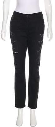 3x1 Mid-Rise Skinny Jeans w/ Tags