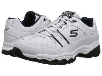 Skechers Afterburn M. Fit Strike On Men's Lace up casual Shoes
