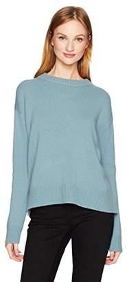 Vince Women's Boxy Crew Sweater