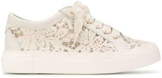 AGL lace design sneakers
