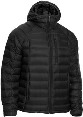 Eastern Mountain Sports Ems Men's Quilted Packable Hooded Full-Zip Jacket