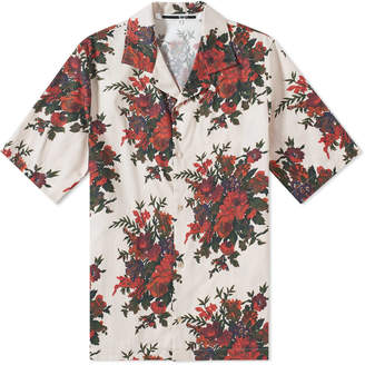 McQ Allover Print Vacation Shirt