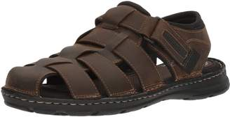 Rockport Men's Darwyn Fishermen Fisherman Sandal