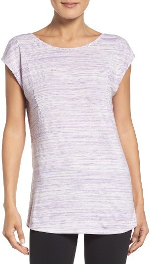 Women's Zella Dive Back Tee 4