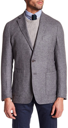 Peter Millar The Napoli Soft Coat $895 thestylecure.com