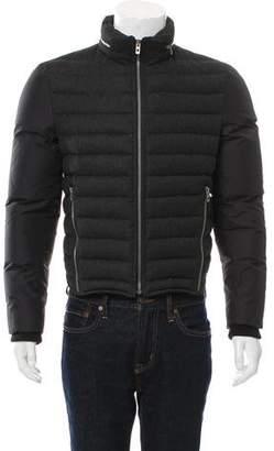 Wooyoungmi Wool Down Coat