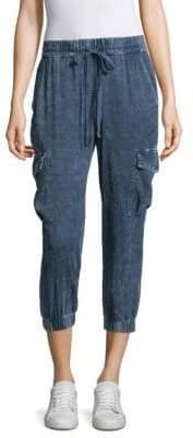 Bella Dahl Cargo Jogger Pants