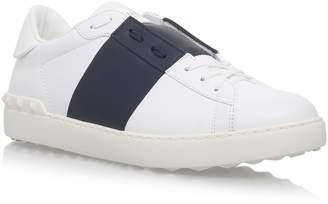 Valentino Open Stripe Sneakers