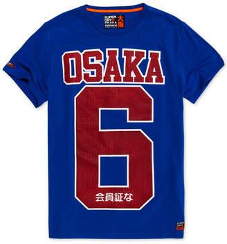 Superdry Men's Osaka Podium Graphic T-Shirt