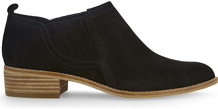 Aldo Luzzena low-top leather ankle boots