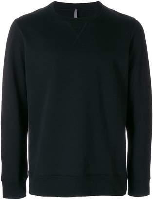 Attachment star motif sweater