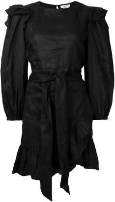 Etoile Isabel Marant Telicia ruffled dress