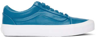 Vans Blue Stitch and Turn OG Old Skool ST LX Sneakers