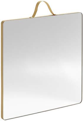 HAY - Ruban Mirror - Nude - Large