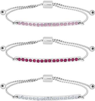 Next Lipsy Toggle Bracelets 3 Pack - One Size