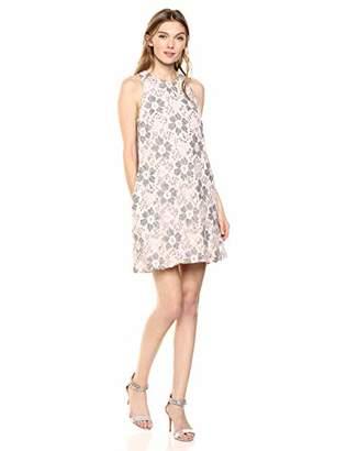 Rachel Roy Women's Sleeveless Lace Shift Dress
