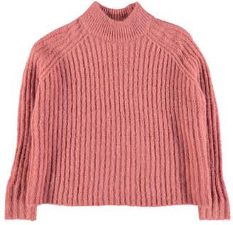 Molo Gertrude Mohair-Blend Sweater, Size 3T-12