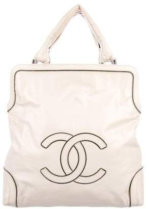 Chanel Soho Chain Stitch Tote