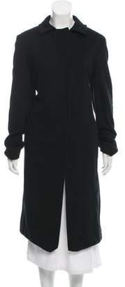 Donna Karan Long Cashmere Coat