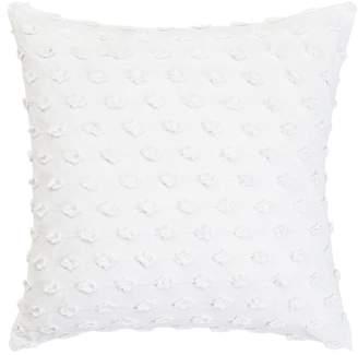 Fringe Accent Pillow