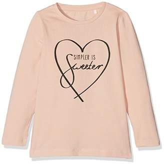 Name It Baby Girls' Nitdikana Ls F Mini Long Sleeve Top