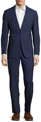 Michael Kors Wool Textured Suit