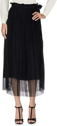JUCCA Long skirts $202 thestylecure.com
