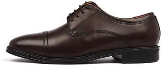 Florsheim Chester-fl Brown Shoes Mens Shoes Dress Flat Shoes
