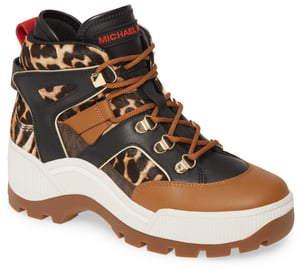 MICHAEL Michael Kors Brooke High Top Sneaker