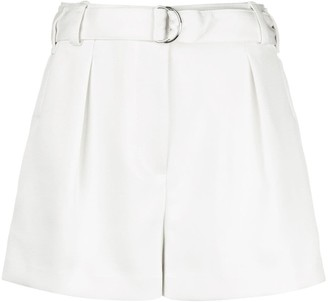 3.1 Phillip Lim Belted Pleated Short