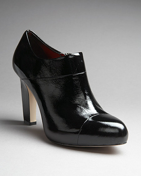 Cafe Ankle Bootie