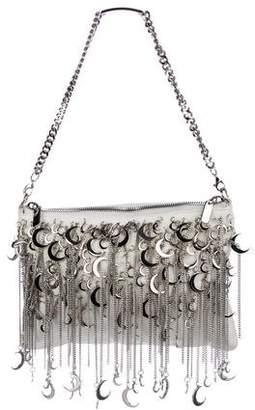 Thomas Wylde Posh Embellished Crossbody Clutch