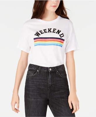 Carbon Copy Weekend Graphic-Print T-Shirt