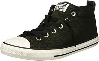 575c85dcc718 Converse Boys  Chuck Taylor All Star Two-Tone Street Mid Sneaker