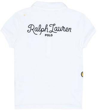 38e905c68 Polo Ralph Lauren Embroidered cotton polo shirt