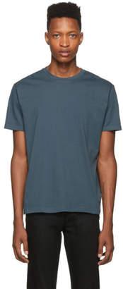 Sunspel Blue Riviera T-Shirt
