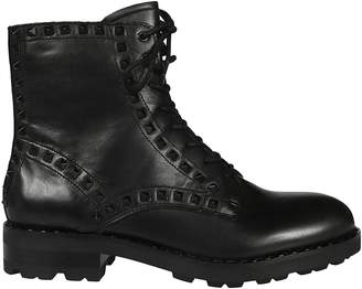 Ash Studded Lace Up Boots