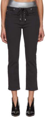 Isabel Marant Black Rupster Jeans