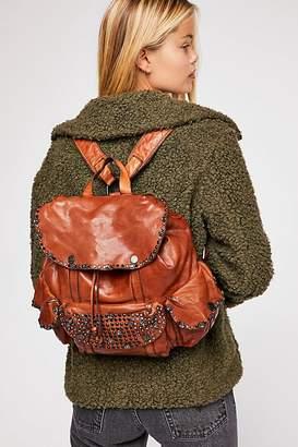 Campomaggi Terma Studded Backpack