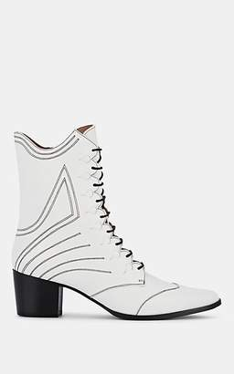 Tabitha Simmons Women's Swing Leather Ankle Boots - Whcal