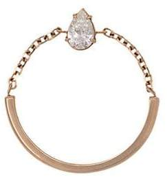 Anita Ko diamond chain ring