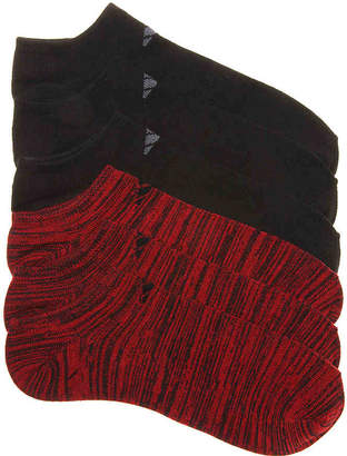 adidas Superlite No Show Socks - 6 Pack - Men's