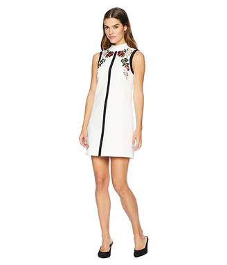 Ted Baker Aimmiid Embroidered Tunic Dress